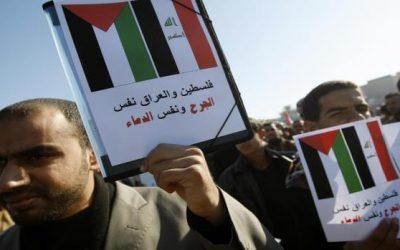 اللاجئون الفلسطينيون في العراق